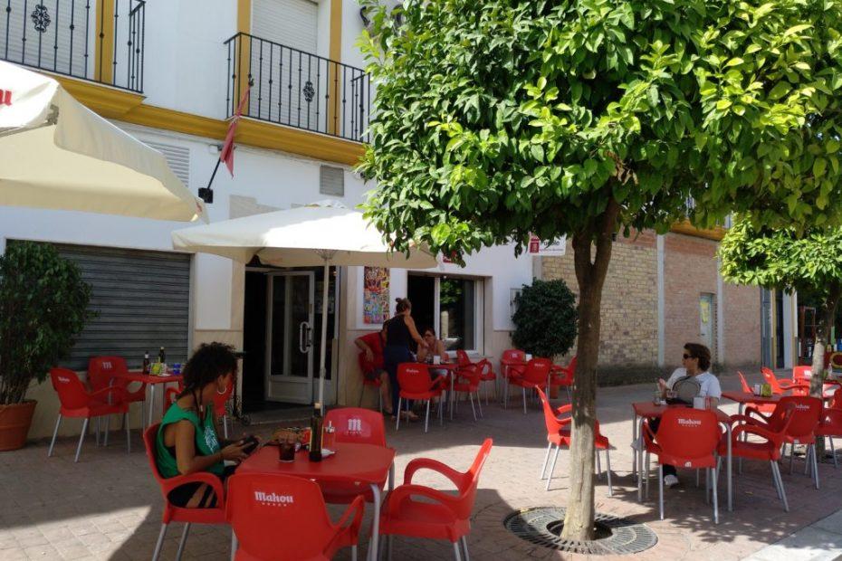 Bar casa del pueblo