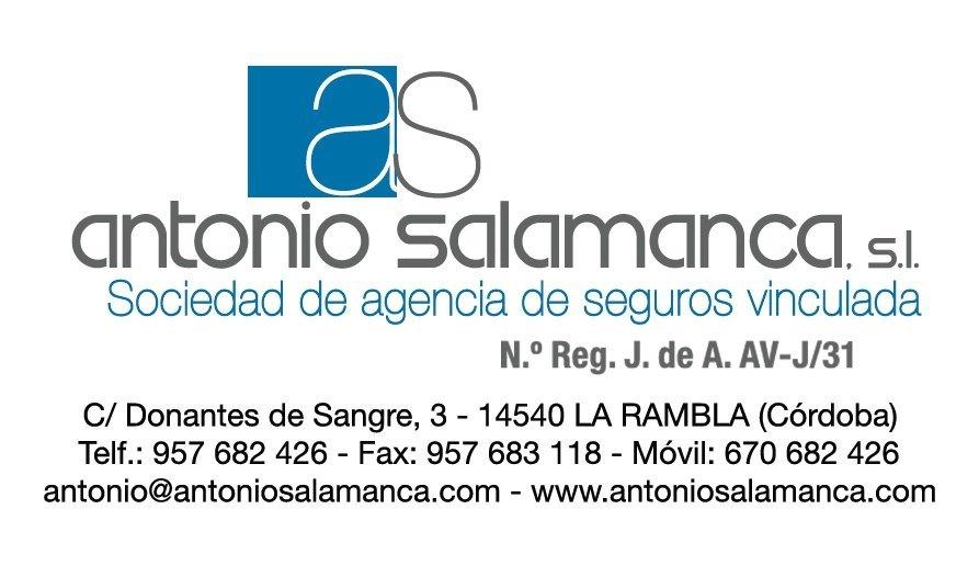 Antonio Salamanca, S. L.