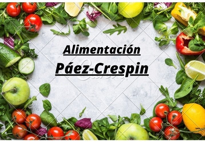 Alimentación Páez Crespín