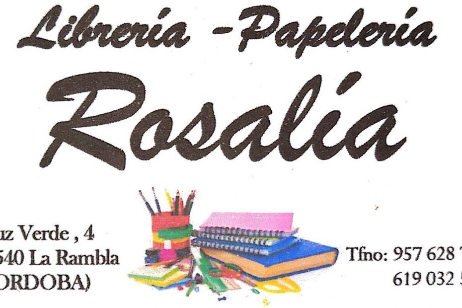 Librería Rosalía