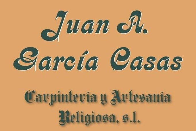 Carpintería Religiosa Juan García Casas
