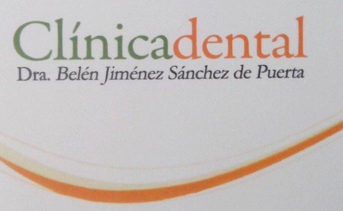 Clínica dental Belén Jiménez Sánchez de Puerta
