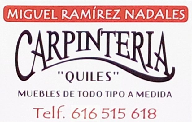 Carpintería Quiles